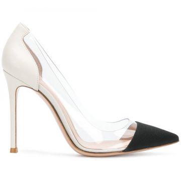 Pointed Ankle Strap Pumps - Gianvito Rossi