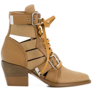 Multi Strap Ankle Boot - Chloé