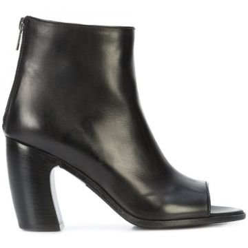 Open-toe Booties - Ann Demeulemeester