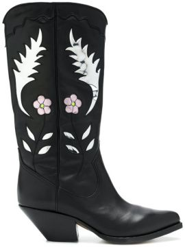 Western Ankle Boots - Buttero