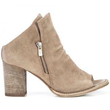 Peep Toe Boots - Officine Creative