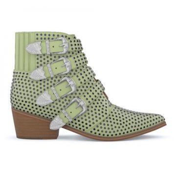 Micheal Western Boots - Toga Pulla