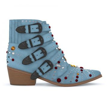 Studded Western Boots  - Toga Pulla