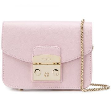 Min Metropolis Cross Body Bag - Furla