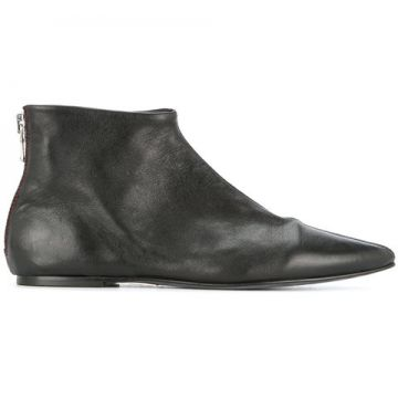 Pointed Toe Boots  - Bassike