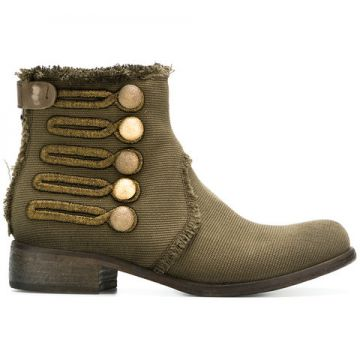 Ankle Boot Militar - Strategia