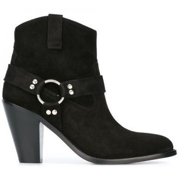 Ankle Boot Modelo curtis 80 - Saint Laurent