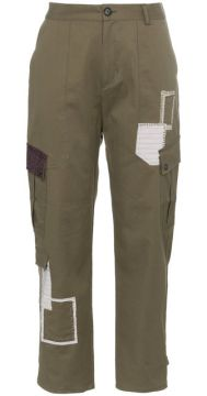 Patchwork Combat Trousers - 78 Stitches