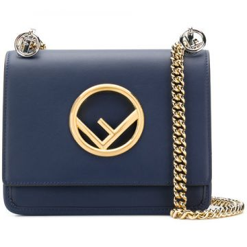 Kan I F Small Shoulder Bag - Fendi