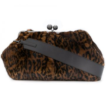 Maxi Pasticcino Fur Bag - Weekend Max Mara