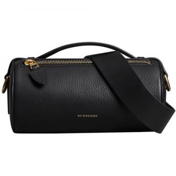 Bolsa the Leather Barrel - Burberry