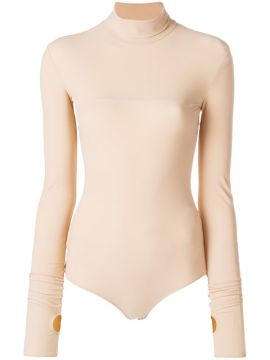 Longsleeved Turtle Neck Body - Mm6 Maison Margiela