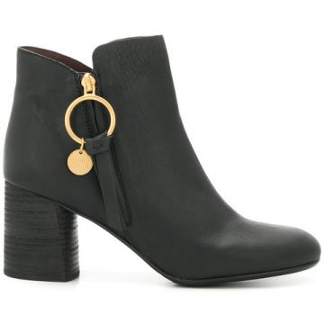 Ankle Boot louise De Couro - See By Chloé