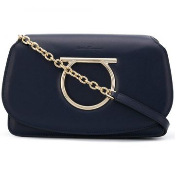 Gancini Cross Body Bag - Salvatore Ferragamo