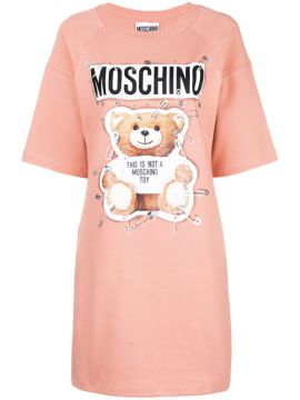 Toy Bear T-shirt Dress - Moschino