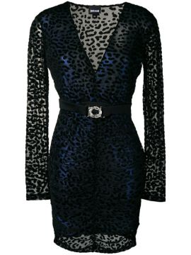 Vestido Estampado - Just Cavalli