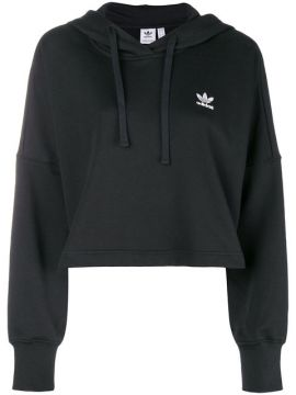 72b1c35a38 Adidas Originals Styling Complements Cropped Hoodie (Roupas - Casaco ...