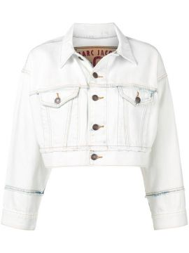Jaqueta Jeans Cropped - Marc Jacobs