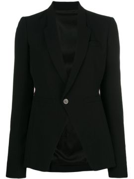 Classic Fitted Blazer - Rick Owens