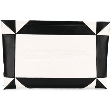 Embossed Clutch - Calvin Klein 205w39nyc