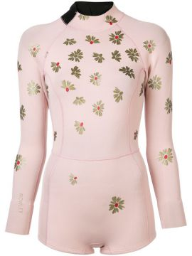 Floral Wetsuit - Cynthia Rowley