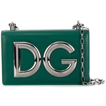 Logo Cross-body Bag - Dolce & Gabbana