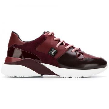Lace-up Sneakers  - Hogan