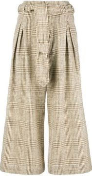 Oxford Cropped Trousers - Vivienne Westwood