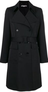 Double Breasted Trench Coat - Stella Mccartney
