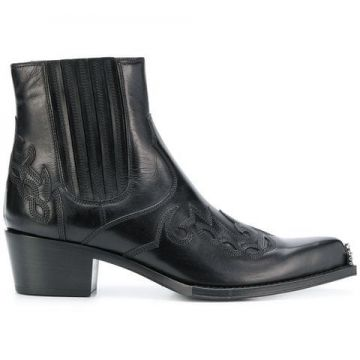 Cowboy Ankle Boots - Calvin Klein 205w39nyc
