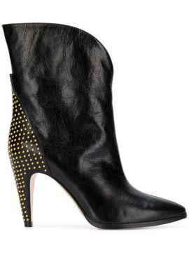 Ankle Boot De Couro  - Givenchy