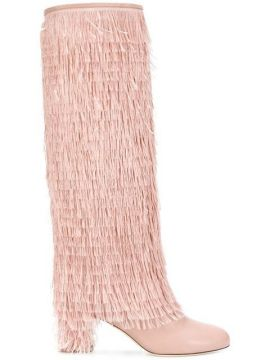 Magalie 65 Knee High Boots - Jimmy Choo
