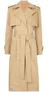 Trench Coat Com Cinto - Manning Cartell