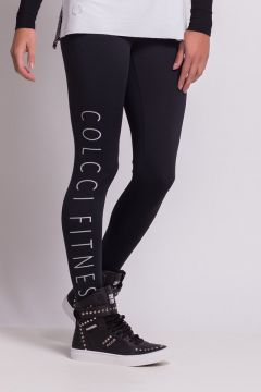 Calca Legging Estampada Colcci
