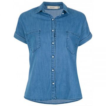 CAMISA JEANS ROSEANE  - Fillity