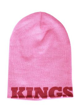 Gorro Kings Sneakers Script - Pink