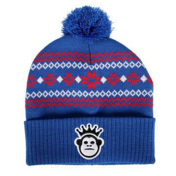 Gorro Kings Sneakers Monkey | Blue