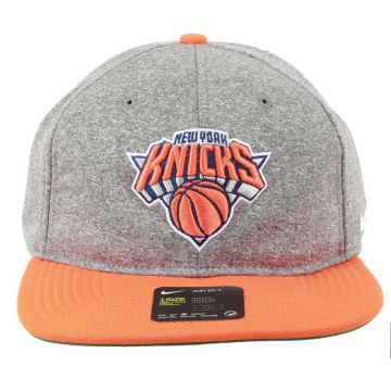 bfc9509ce92da Boné Nike New York Knicks Aerobill Pro Heather