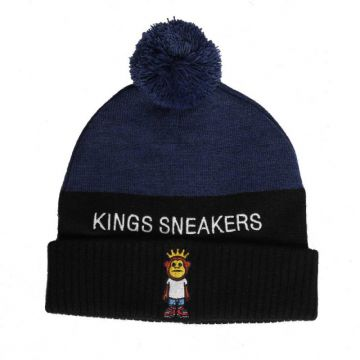 Gorro Kings Years´90 Toy Monkey Azul