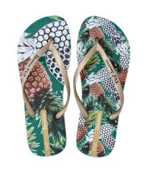 CHINELO IPANEMA FRESH PINEAPPLE ESTAMPADO - TVZ