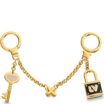 Chaveiro e charm de bolsa Best Friend Chain