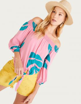 Blusa Cigana Amarracao - Shoulder