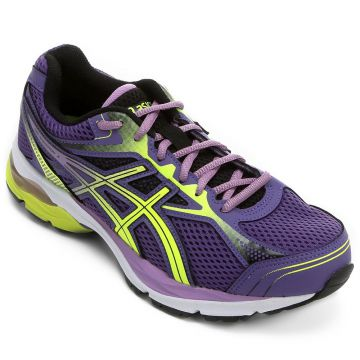 Tênis Asics Gel Equation 9 A - 37 - Roxo Preto 40248d5ee282c
