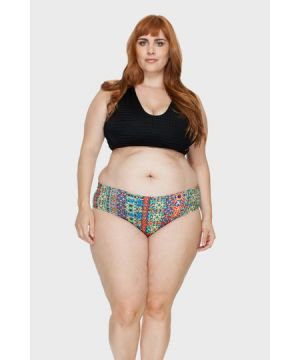 Tanga Tribal Plus Size