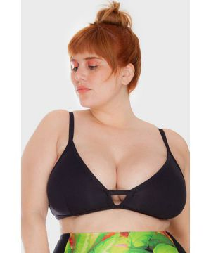 Top Strappy Plus Size