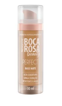 Base Líquida Matte HD 30ml 2 Ana - Boca Rosa Beauty by Payo