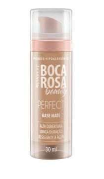 Base Líquida Matte HD 30ml 1 Maria - Boca Rosa Beauty by Pa
