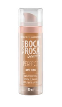 Base Líquida Matte HD 30ml 3 Francisca - Boca Rosa Beauty b
