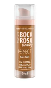 Base Líquida Matte HD 30ml 6 Juliana - Boca Rosa Beauty by