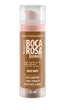 Base Líquida Matte HD 30ml 7 Marcia - Boca Rosa Beauty by P